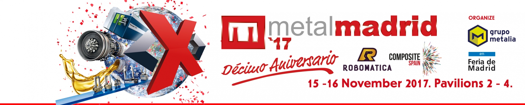 Salon Metalmadrid 2017