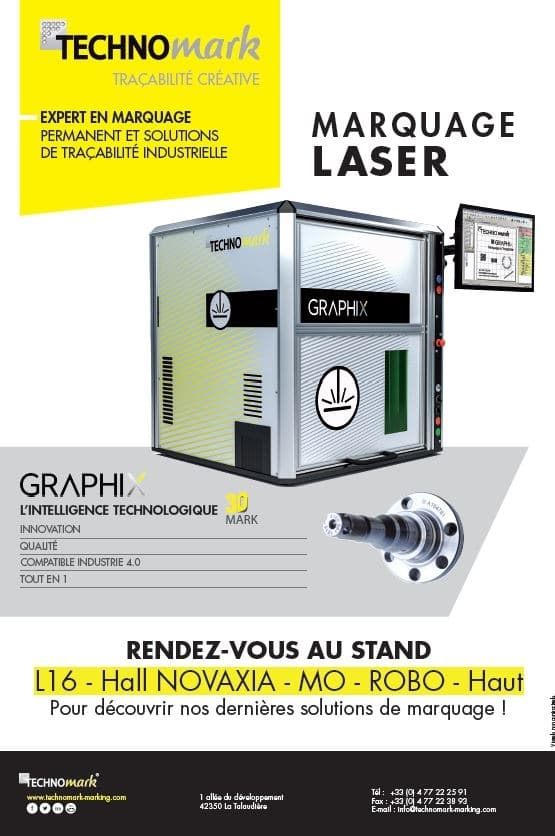 Graphix SEPEM Angers Technomark salon