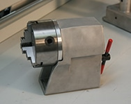 High capacity rotary axis