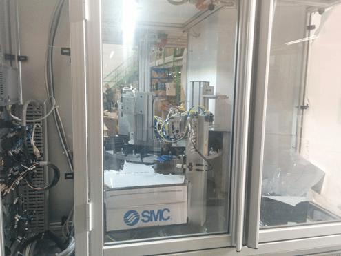 Solution Marquage par laser sur plastique Technomark