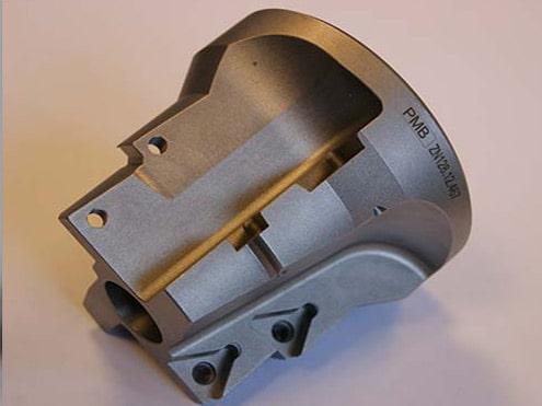 Solution Marking on tool holder Technomark