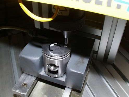 Solution Marquage de pistons Technomark