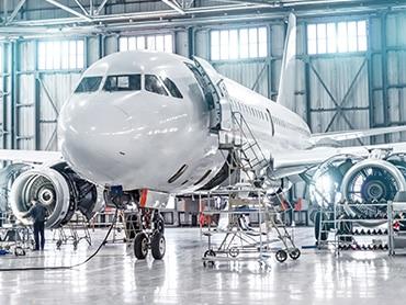 Applications Aéronautique Technomark