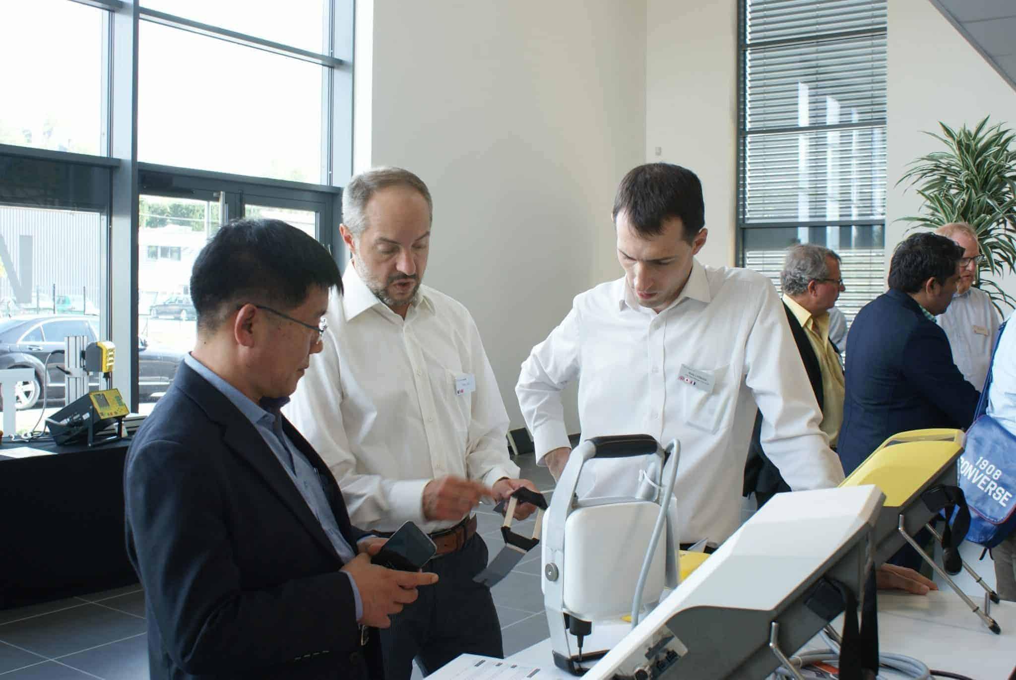 Technomark integrator training
