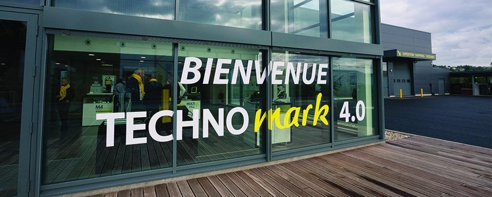 Accueil Technomark siège France