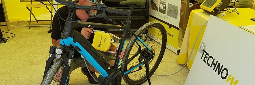 Marquage Bicycode Tour de France 2019