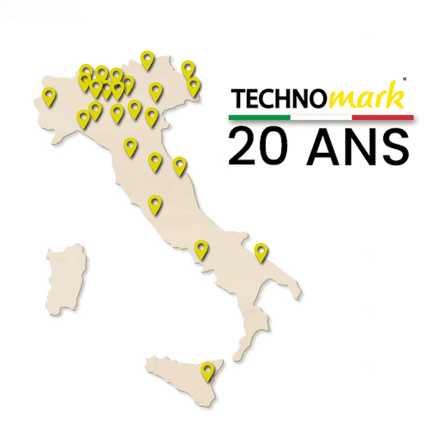 20 ans d'activité en Italie : rendez-vous au salon international EMO Milano Technomark Marking